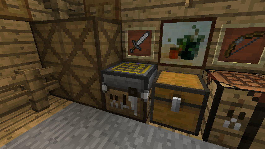 Equipement Crafting Station
